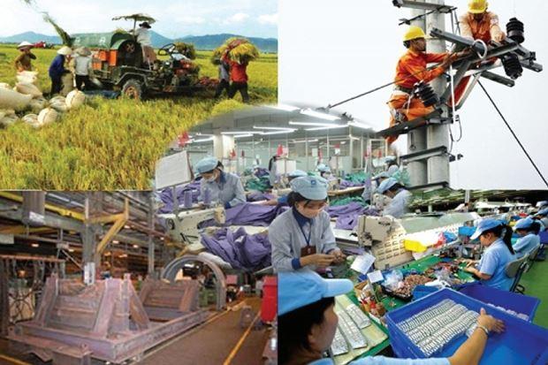(Infographic) - Con số ấn tượng của kinh tế Việt Nam trong 5 tháng đầu năm 2018
