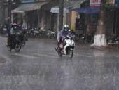 Bắc Bộ có mưa rào và dông, Hà Nội đề phòng tố, lốc, gió giật mạnh