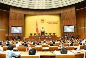 Kỳ họp thứ 5 Quốc hội khóa XIV: Vẫn băn khoăn cấp hàm