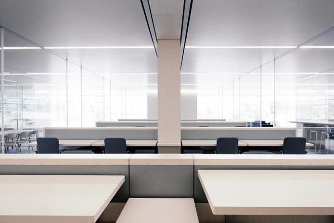 Vì sao Apple trang bị bàn làm việc đứng cho nhân viên tại Apple Park?
