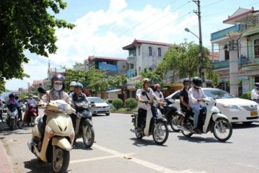 Hà Nội: Chất lượng không khí nhiều nơi ở mức trung bình