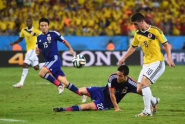 Colombia - Nhật Bản: Khó cho Samurai xanh