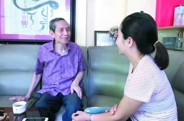 Đại tá, nhà báo Phạm Phú Bằng: Nói về làm báo chiến trường