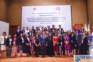 Việt Nam khẳng định quyết tâm trong phòng chống mua bán người