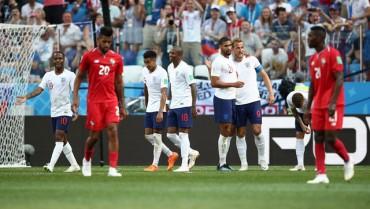 Anh 6-1 Panama: Bàn thắng đi vào lịch sử