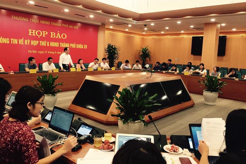 Kỳ họp thứ 6 HĐND khoá XV: Đổi mới để đạt hiệu quả cao nhất