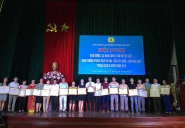 Các cấp công đoàn Thủ đô: Thiết thực kỷ niệm Ngày Gia đình Việt Nam