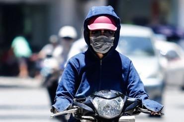 Bắc Bộ và Hà Nội bắt đầu vào đợt nắng nóng gay gắt diện rộng