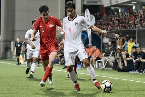 Thái Lan nhận thất bại toàn diện từ U23 cho đến đội tuyển quốc gia