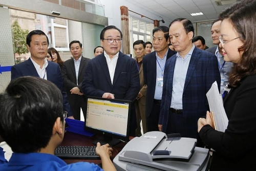 Xếp hạng cải cách hành chính tại Hà Nội: Động lực để cùng nhau phát triển