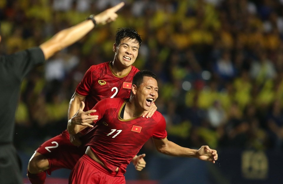 Nếu có trung phong giỏi, tuyển Việt Nam sẽ rất mạnh và thắng dễ Thái Lan