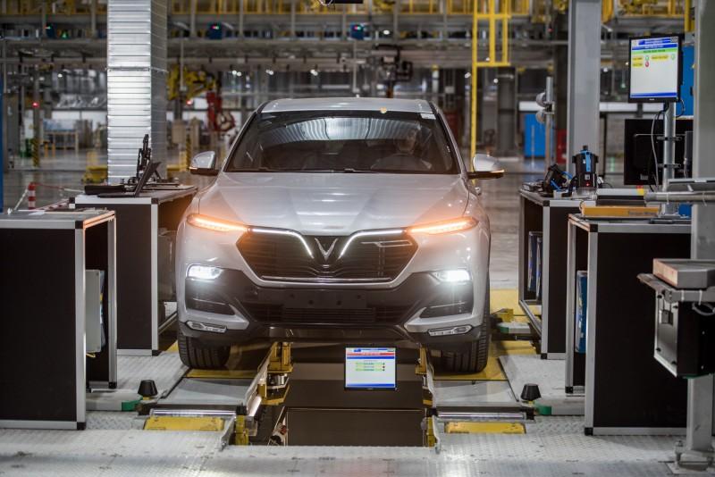 Khánh thành nhà máy sản xuất ô tô duy nhất tại Việt Nam làm chủ được công đoạn cốt lõi
