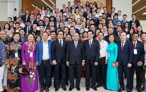 Phát triển đội ngũ doanh nghiệp để xây dựng nền kinh tế tự cường
