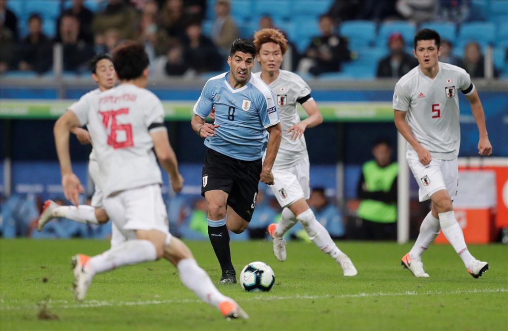 Nhật Bản là đại diện duy nhất ở châu Á đi tiếp tại Copa America 2019?