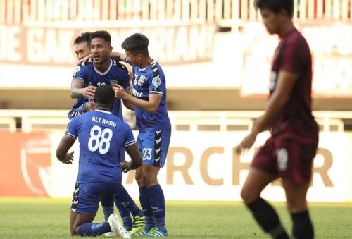 Vượt qua PSM Makassar, Bình Dương thiết lập cột mốc mới cho bóng đá Việt Nam