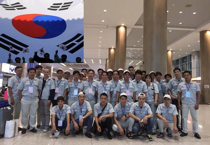 """Thận trọng tránh """"bẫy lừa"""" đi xuất khẩu lao động Hàn Quốc"""