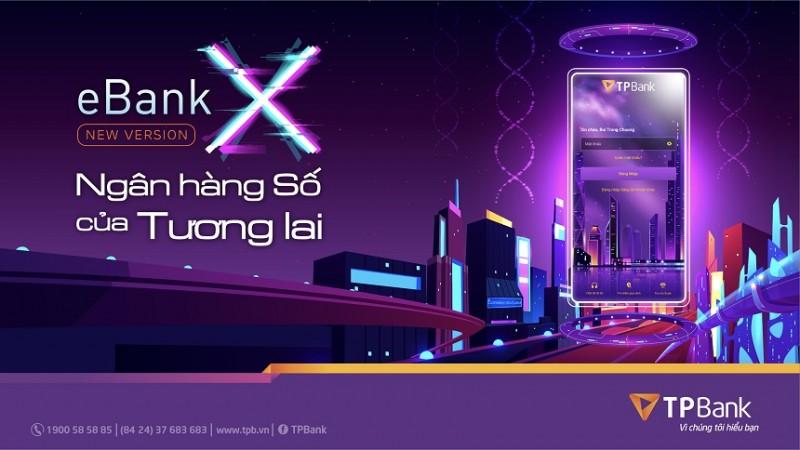 TPBank mang trải nghiệm ngân hàng số của tương lai đến với khách hàng