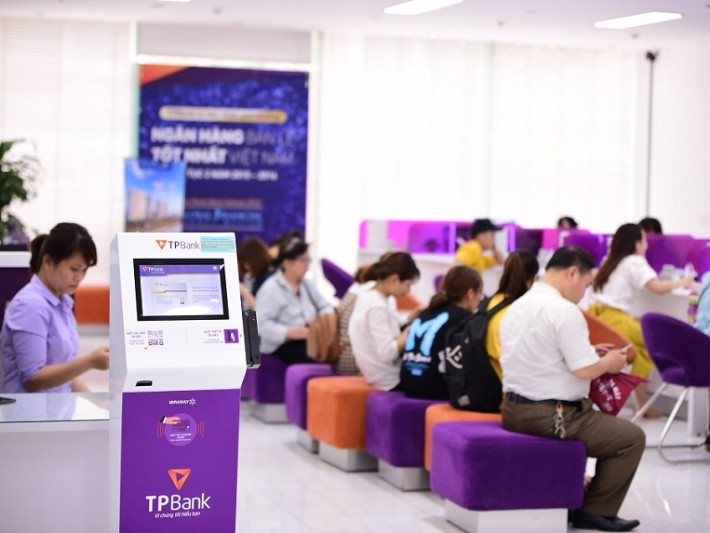 TPBank chi chục triệu đô nâng cấp ứng dụng eBank