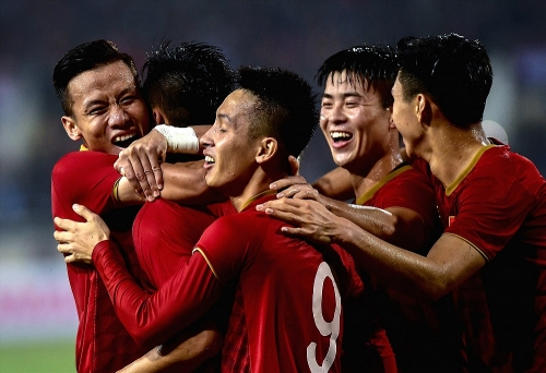 Tuyển Việt Nam có thể nhất bảng G vòng loại World Cup sớm 1 vòng đấu