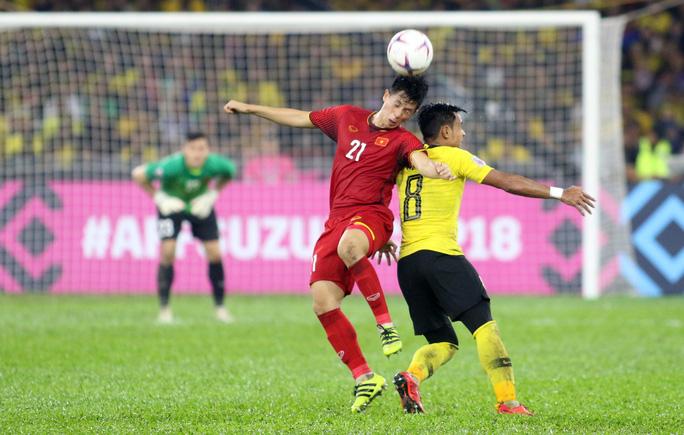 Đại chiến Việt Nam và Malaysia: Lịch sử đang ủng hộ các cầu thủ áo đỏ