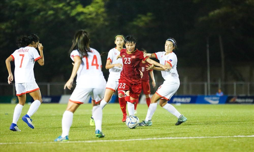 Tuyển nữ Việt Nam rộng cửa tham dự World Cup nữ 2023