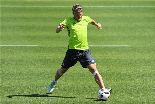 Đội tuyển Đức đón tin vui từ Schweinsteiger