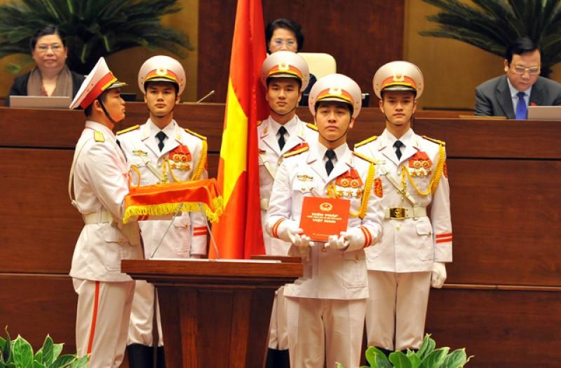 Sẽ điều chỉnh nghi lễ tuyên thệ nhậm chức trước Quốc hội