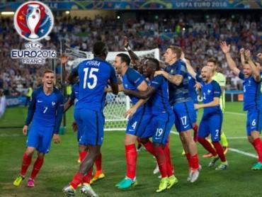 Những con số thống kê ủng hộ Pháp vô địch EURO 2016