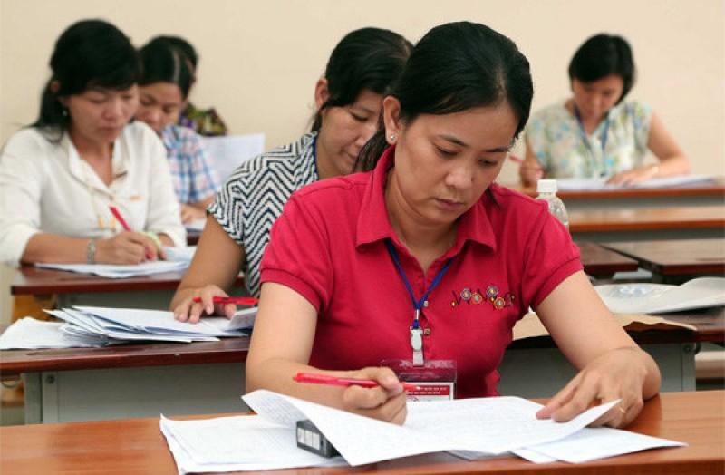 Chấm thi THPT quốc gia 2016: Nhiều trường hoàn thành sớm