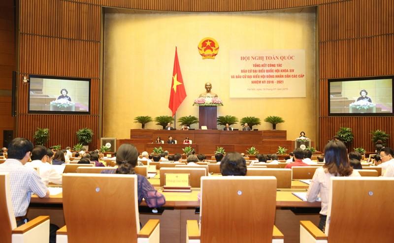 Hội đồng Bầu cử quốc gia: Làm việc nghiêm túc, trách nhiệm