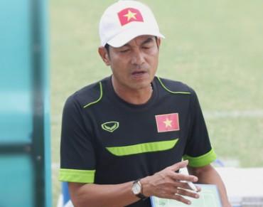 """HLV Đinh Thế Nam: """"U16 Việt Nam quyết thắng Campuchia"""""""