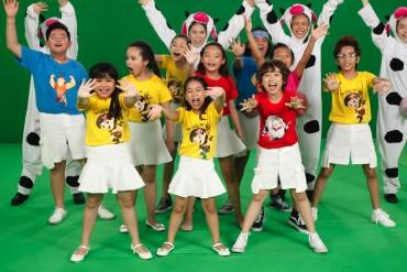 Hậu trường quay MV nhí nhảnh của Vietnam Idol Kids