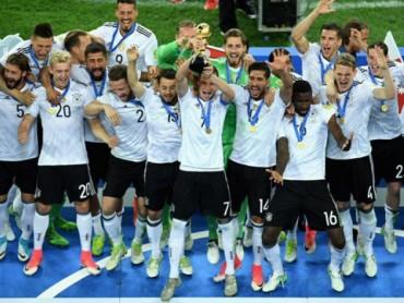Chung kết Confed Cup 2017: Chile dâng chức vô địch cho Đức