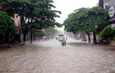 Bắc Bộ có mưa to đến rất to, đề phòng lũ quét và sạt lở đất