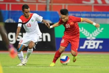 Đông Timor là đối thủ quan trọng nhất với U22 Việt Nam