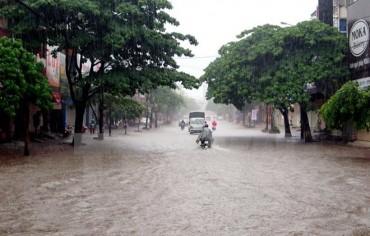 Nhiều khu vực trong cả nước có mưa, đề phòng thời tiết nguy hiểm