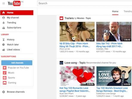 YouTube đang thử nghiệm tính năng cực hay chống lại video 'câu view'
