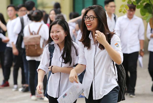 Hơn 45.000 học sinh Hà Nội có cơ hội đỗ đại học