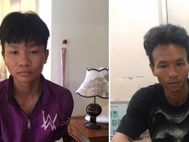 2 hung thủ giết bạn nhậu trong phòng trọ bị bắt sau 7 ngày bỏ trốn