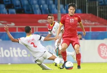 U22 Việt Nam – U22 Đông Timor: Sức ép từ cơn mưa bàn thắng
