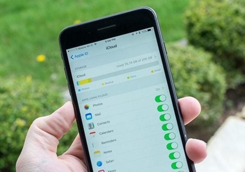 Cần làm gì khi iPhone bị ẩn iCloud?