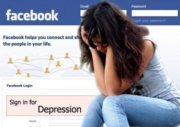 Sống 'ảo,' nghiện Facebook rất dễ khiến bạn mắc bệnh tâm thần