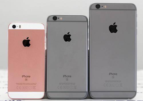 Thêm một phiên bản iPhone 4-inch ra mắt vào tháng 8