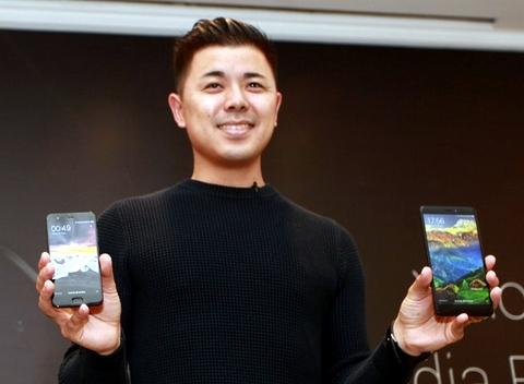 Xiaomi ra mắt thị trường bộ đôi smartphone mới