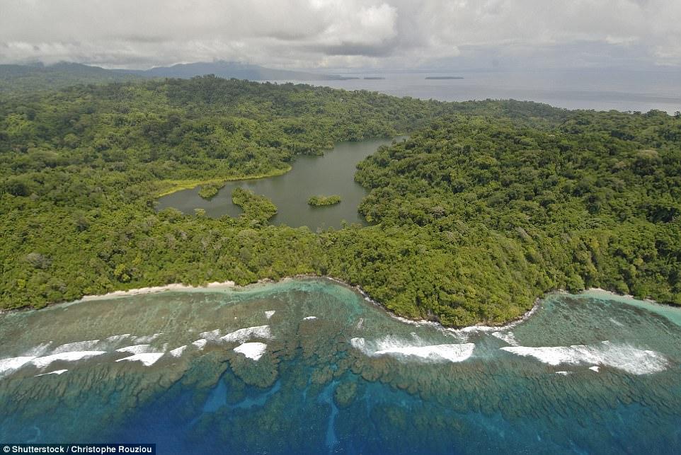 Khám phá 8 hòn đảo đẹp ngoài sức tưởng tượng