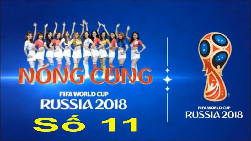 Nóng cùng World Cup!