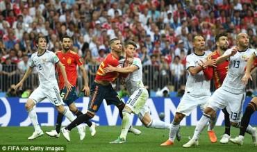 Sẽ có 1 đội châu Âu lọt vào chung kết World Cup 2018