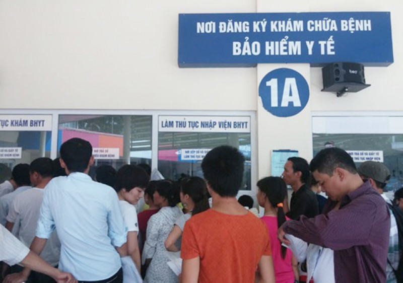 Từ 15/7: Sẽ tăng quyền lợi cho người có thẻ BHYT
