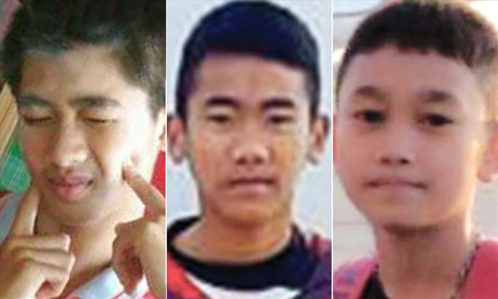 Ngày đầu tiên giải cứu đội bóng Thái Lan