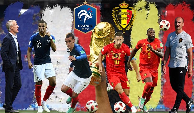 Pháp – Bỉ: Tài năng tỏa sáng, lộ diện tân vương